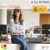 AUX ESTADO ONLINE/A TU RITMO