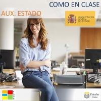 AUX ESTADO AULA VIRTUAL/COMO EN CLASE